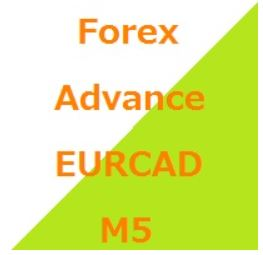 【EA紹介】Forex_Advance_EURCAD_M5