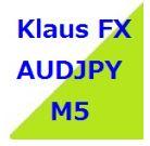 【EA紹介】Klaus_FX_AUDJPY_M5