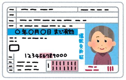 2019年に元号変更→運転免許証の更新手続きは必要or不要?