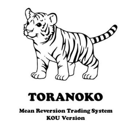 【EA紹介】TORANOKO 平均回帰システム 甲