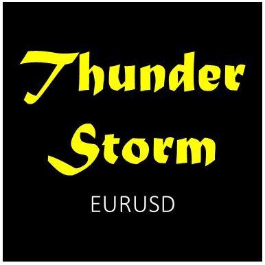 【EA紹介】サンダーストーム Thunder Storm EURUSD M5