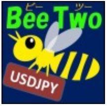 【EA紹介】BeeTwo_USDJPY