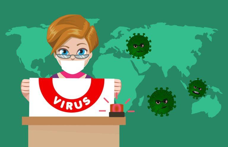 新型コロナウイルス(その3)